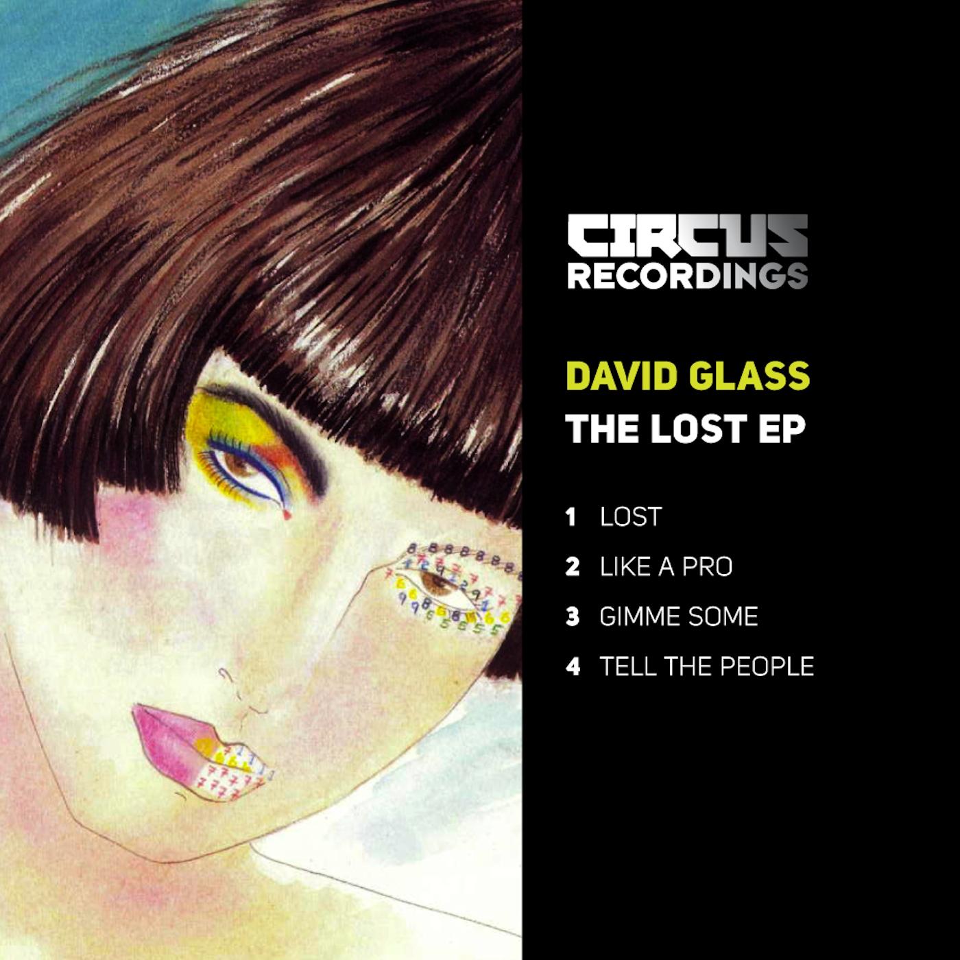 DAVID GLASS EP CIRCUS022