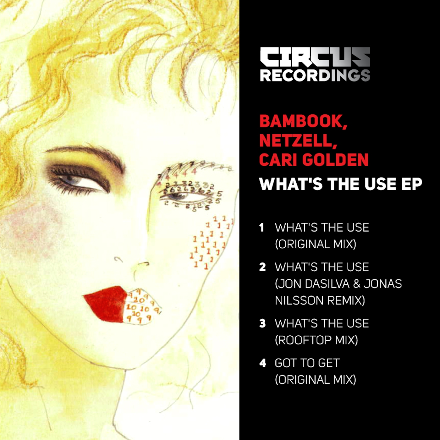 Bambook & Netzell ft Cari Golden - What's The Use